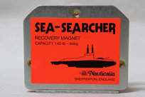 Sea-Searcher Magnet 10x8 cm