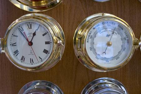 Schatz barometer